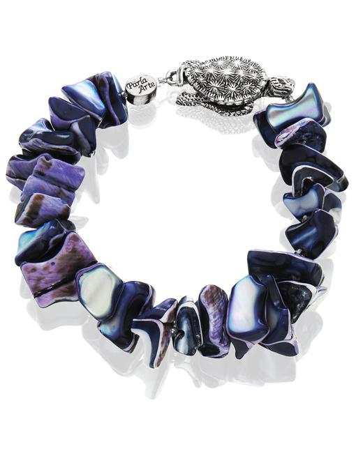 Turtle Clasp Bracelet