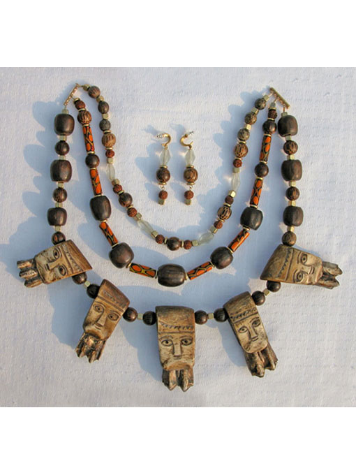 Horse Tooth Set