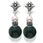 Jade & Pearl Earrings