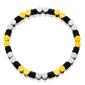 Tri-tone Magnet Bracelet